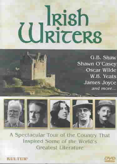 IRISH WRITERS (DVD)