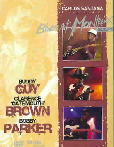 BLUES AT MONTREUX:BUDDY GUY CLARENCE BY GUY,BUDDY (DVD)