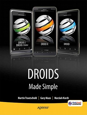 Droids Made Simple By Trautschold, Martin